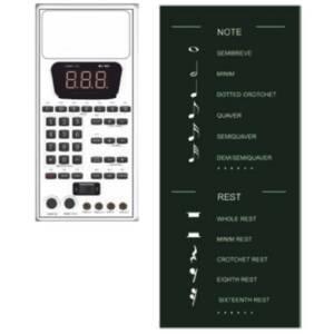 Интерактивна дъска по музика FMT175