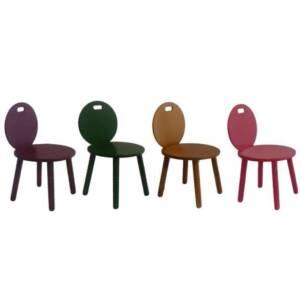 Дървен стол 8056