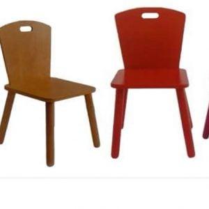 Дървен стол 8059