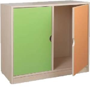Шкаф с две вратички 1830