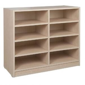 Шкаф с 8 рафтчета 1820