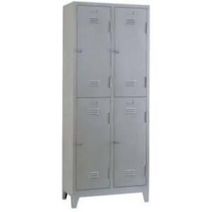 Метален шкаф с 4 врати
