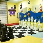 Кабинет по музика, изкуства, шах