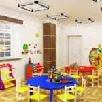 Класна стая в детска градина