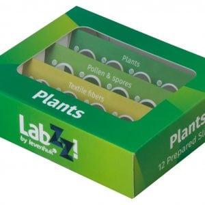 Комплект подготвени проби от растения LabZZ P12