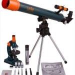 Комплект микроскоп и телескоп LabZZ MT2