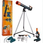 Комплект микроскоп, телескоп и бинокъл LabZZ MTB3