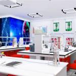 Кабинет химия, физика, биология